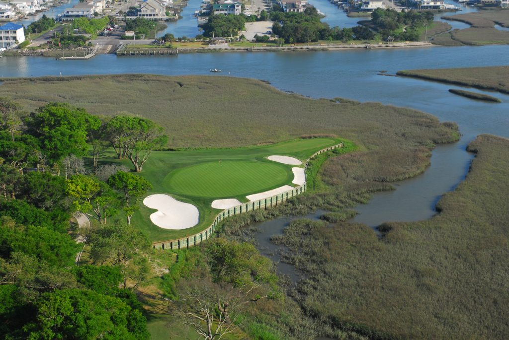 Tidewater Ranked Among Top 3 Myrtle Beach Golf Courses By Sc