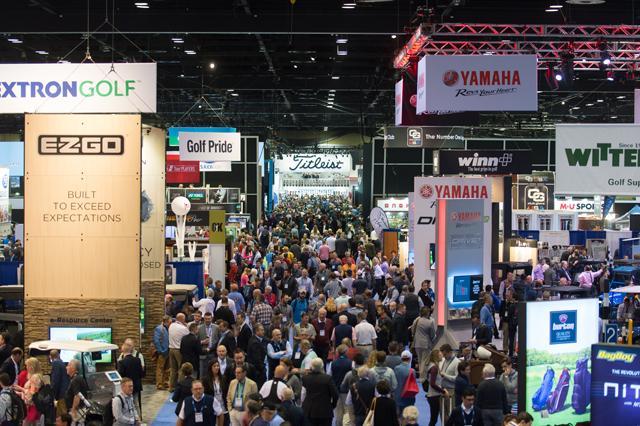 Pga Merchandise Show 2020.Pga Merchandise Show Sends Positive Golf Vibes For 2019