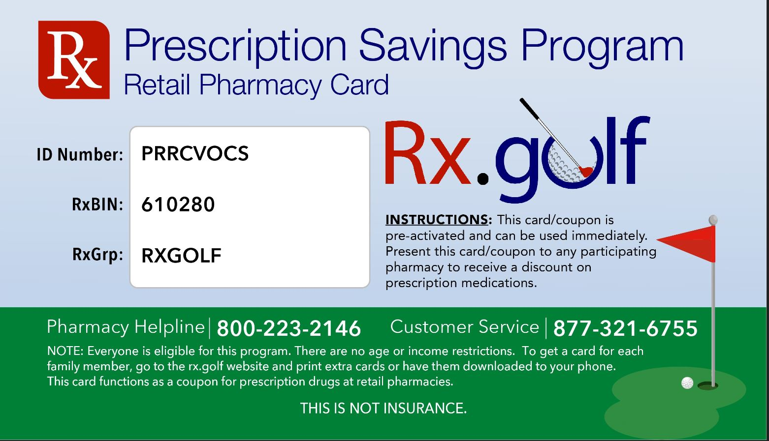 americas pharmacy discount card