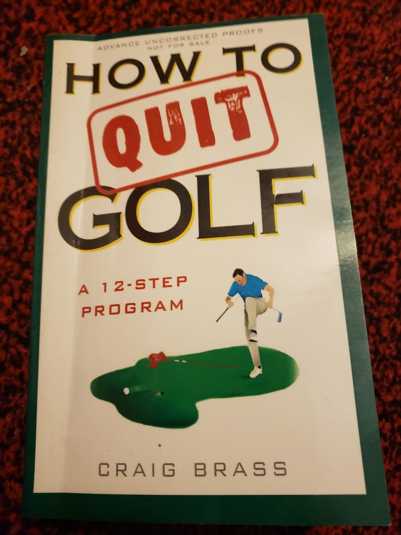 Golf-BookQUIT