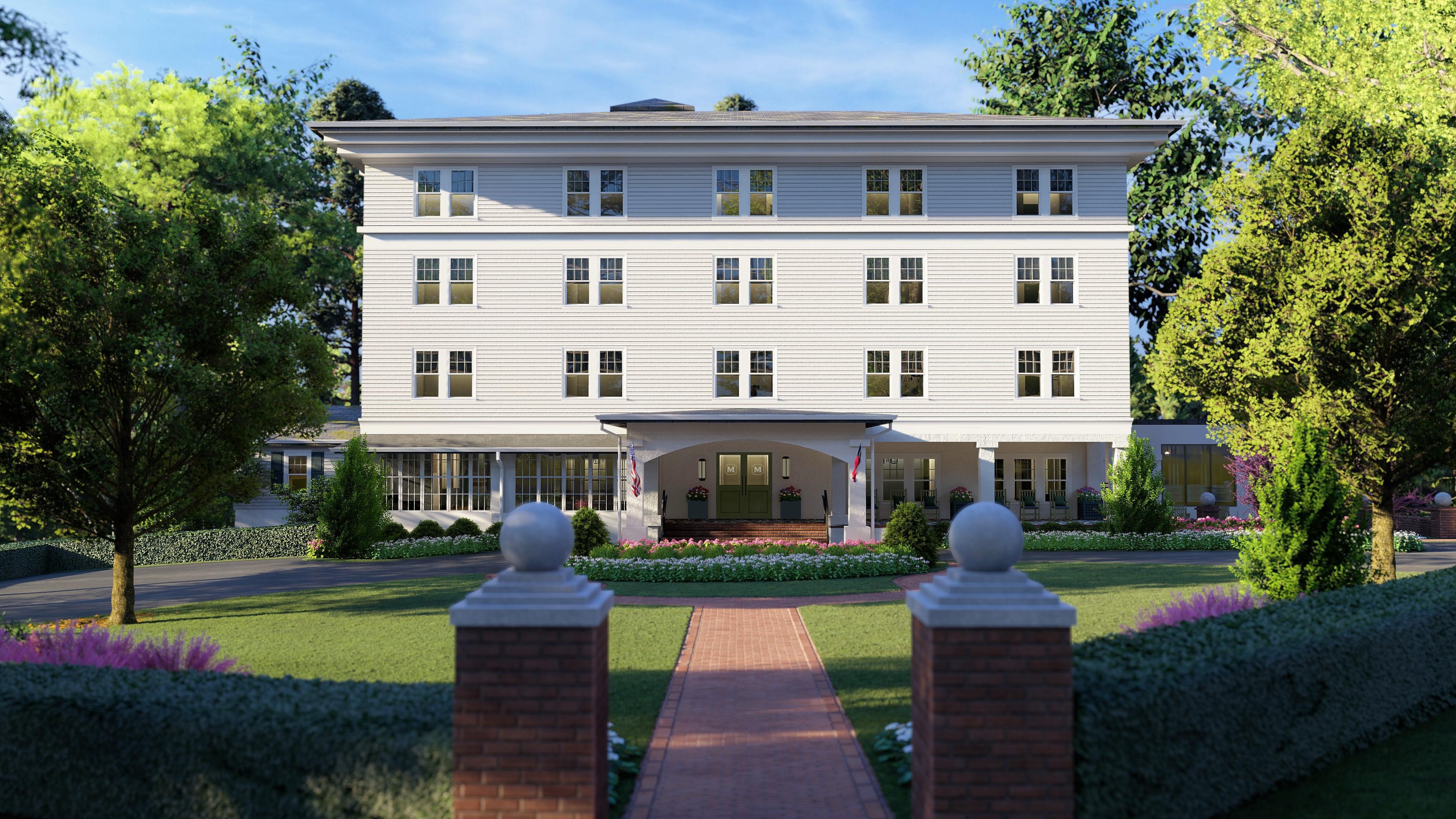 pinehurstManor Inn_Exterior.