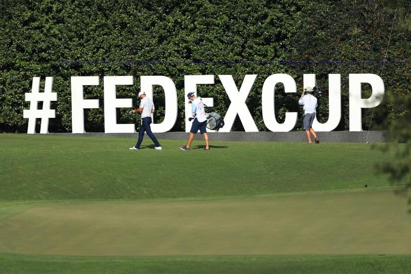 FedExCupphoto