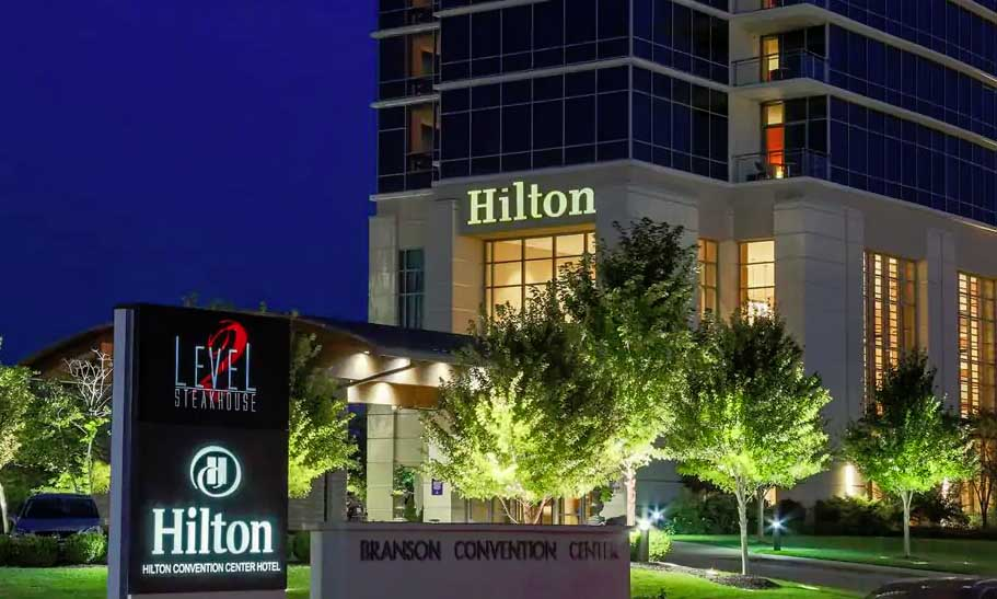 Paynes Valley Hilton Branson Convention Center