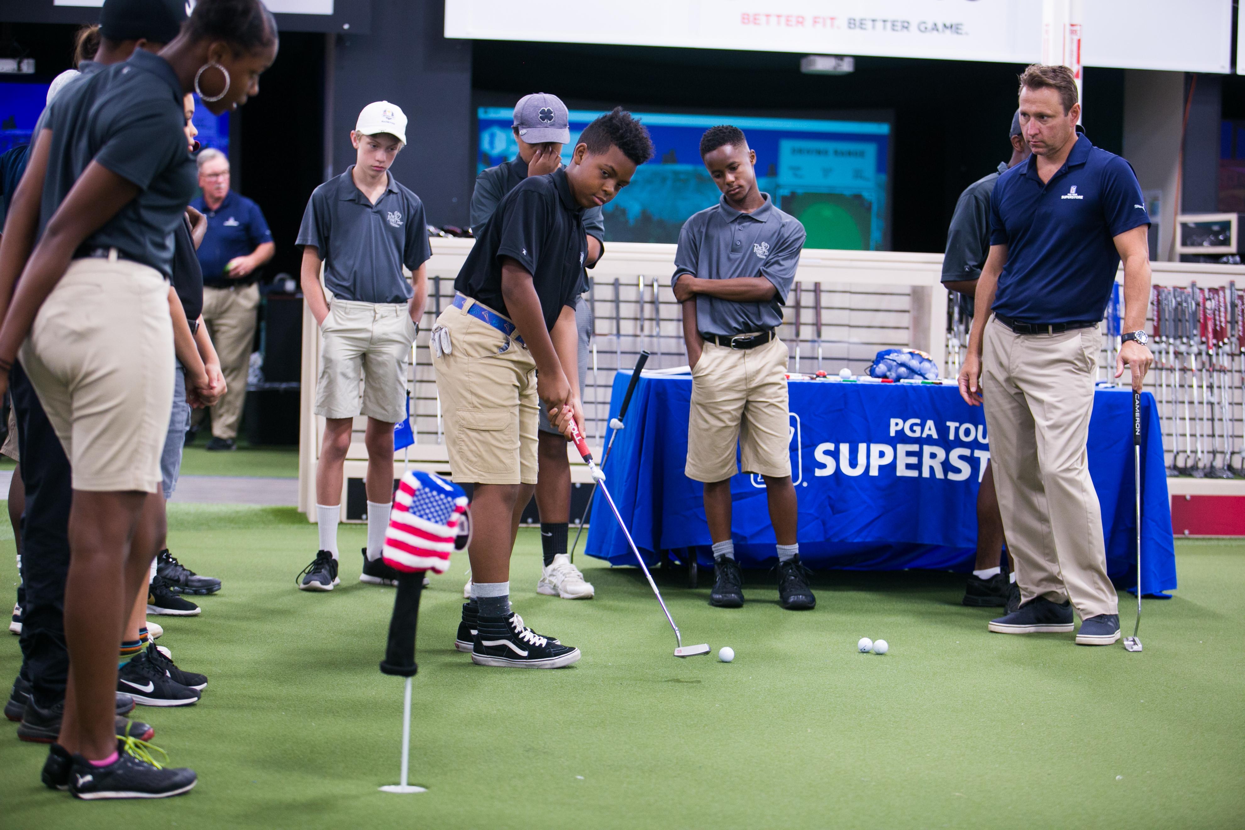 ©2019 Decisive Moment Event Photojournalism, PGA Superstore
