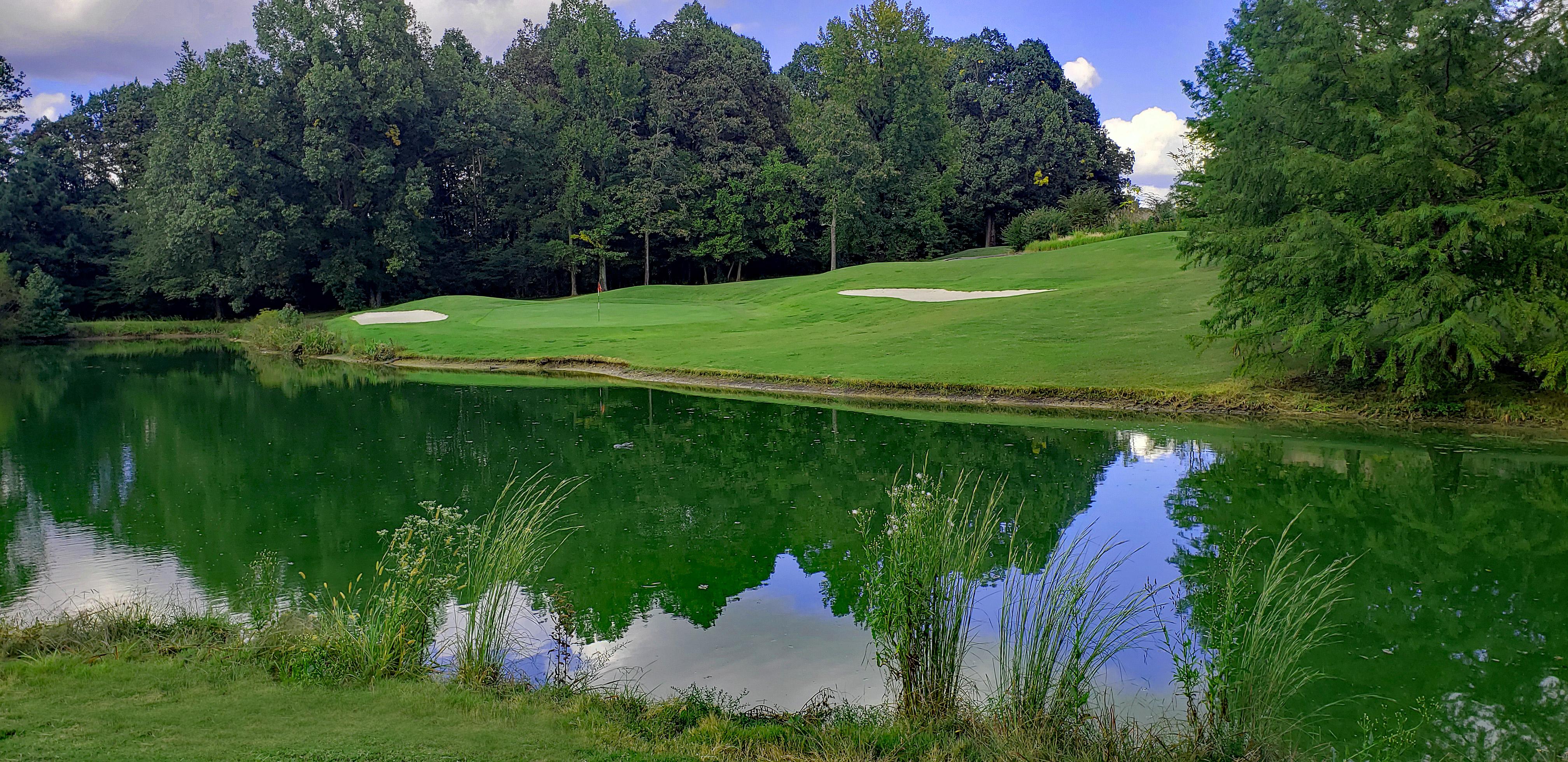 Kentucky4Kentucky Dam Village Golf Course_Kentucky State Parks_The Golfin Guy_7