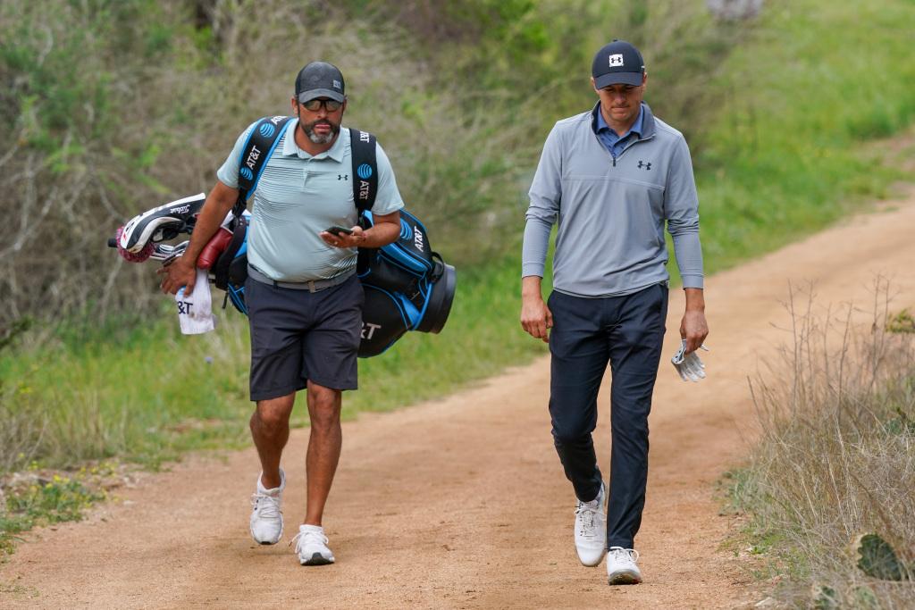 PGA: Valero Texas Open - Final Round