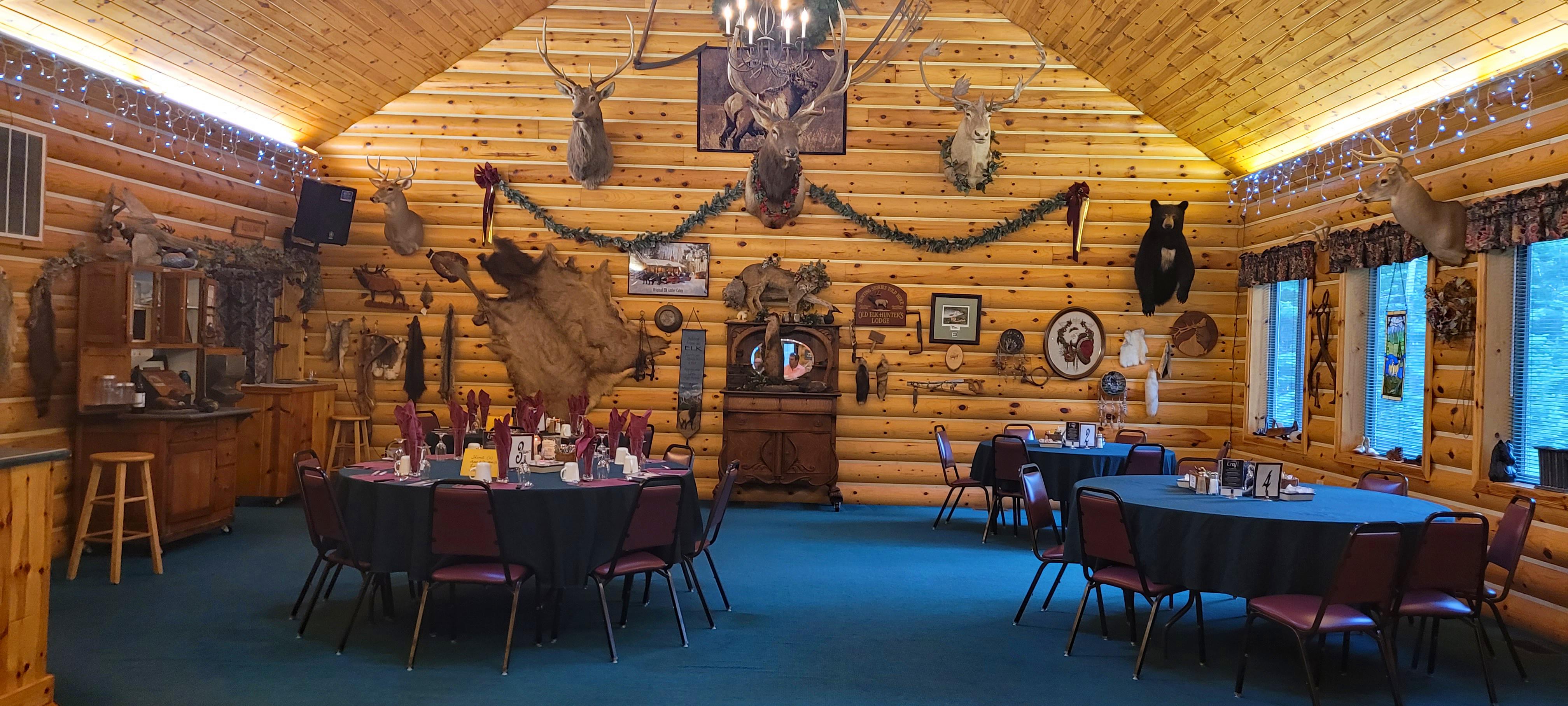 Thunder Bay Golf Resort_The Golfin Guy_Dinner Lodge_1