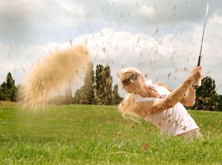 golfbunkerplayphotgraph