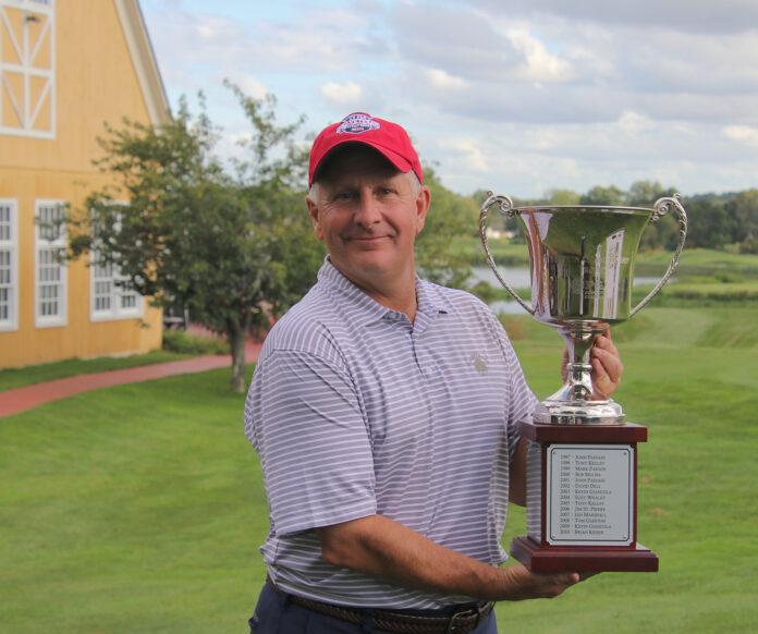 Bob Mucha Wins Connecticut PGA Professional Championship