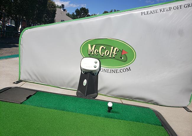 McGolf Power Tee